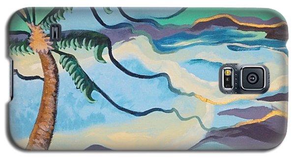 Jamaican Sea Breeze Galaxy S5 Case