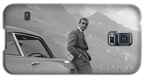 James Bond And His Aston Martin Galaxy S5 Case
