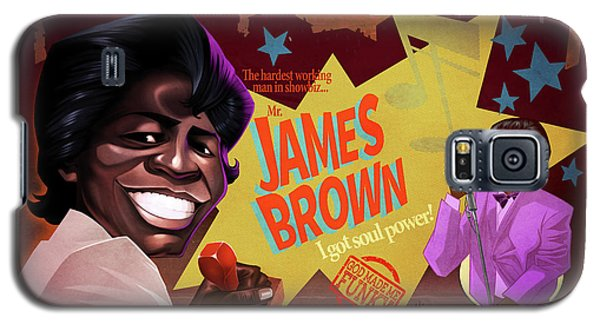 James Brown Galaxy S5 Case