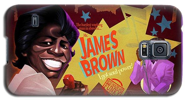 James Brown Galaxy S5 Case