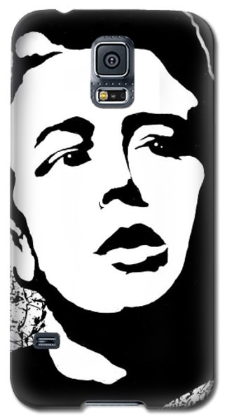 James Dean Galaxy S5 Case by Curtiss Shaffer