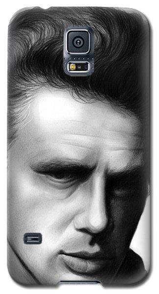 James Dean Galaxy S5 Case by Greg Joens