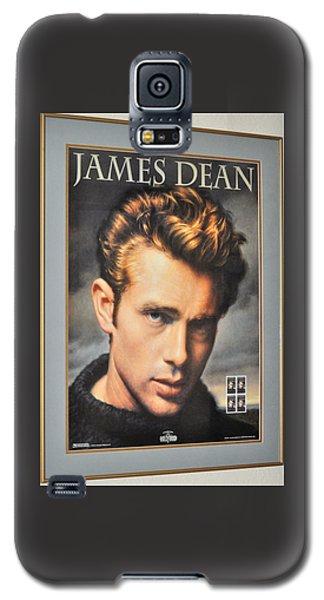 James Dean Hollywood Legend Galaxy S5 Case