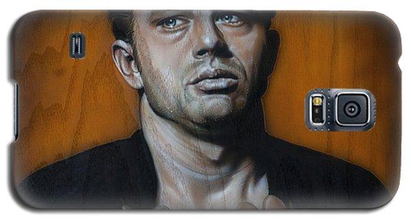 James Dean Galaxy S5 Case by Timothy Scoggins