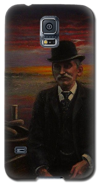 James E. Bayles Sunset Years Galaxy S5 Case