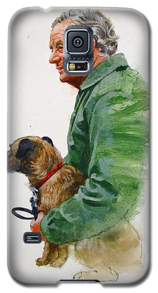 James Herriot And Bodie Galaxy S5 Case