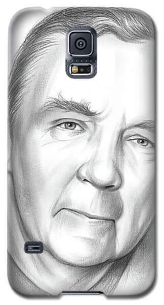 Wizard Galaxy S5 Case - James Patterson by Greg Joens