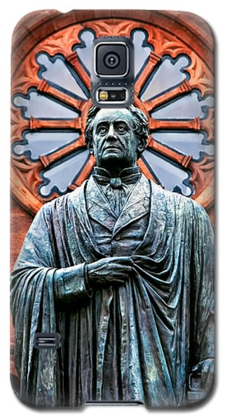 James Smithson Galaxy S5 Case by Christopher Holmes