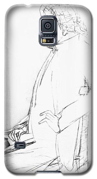 James Whistler's Portrait Galaxy S5 Case