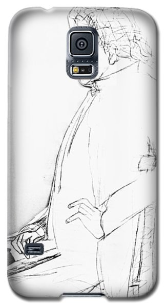 James Whistler's Portrait Galaxy S5 Case