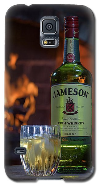 Jameson By The Fire Galaxy S5 Case by Rick Berk