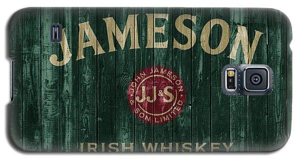 Jameson Irish Whiskey Barn Door Galaxy S5 Case