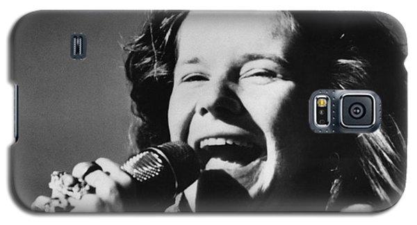 Janis Joplin (1943-1970) Galaxy S5 Case