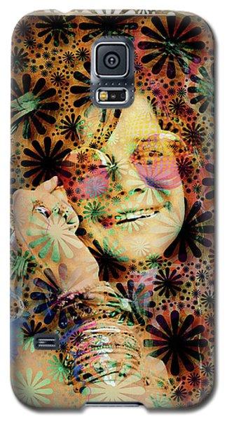 Janis Joplin Galaxy S5 Case