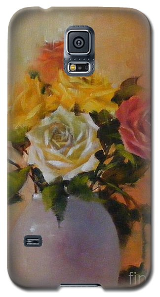January Rose Galaxy S5 Case