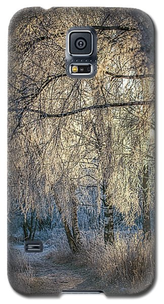 January,1-st, 14.35 #h4 Galaxy S5 Case