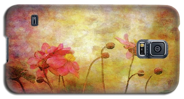 Japanese Anemone Landscape 3959 Idp_2 Galaxy S5 Case
