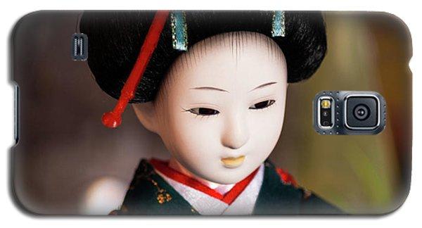 Japanese Doll Galaxy S5 Case