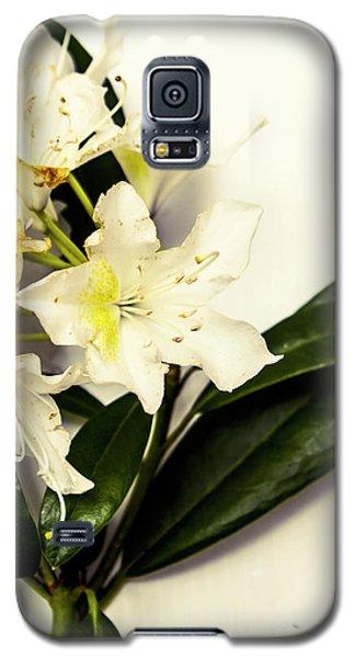 Japanese Flower Art Galaxy S5 Case