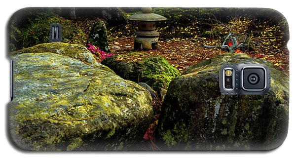 Japanese Garden Lantern Galaxy S5 Case