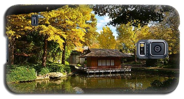 Japanese Gardens 2541a Galaxy S5 Case