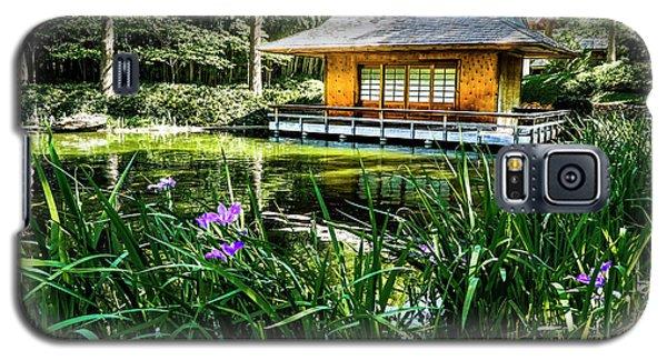 Japanese Gardens II Galaxy S5 Case