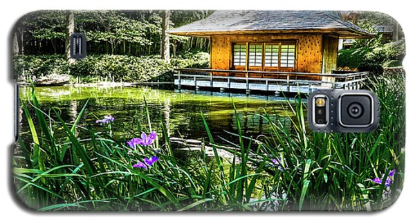 Japanese Gardens II Galaxy S5 Case
