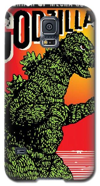 Japanese Godzilla  Galaxy S5 Case