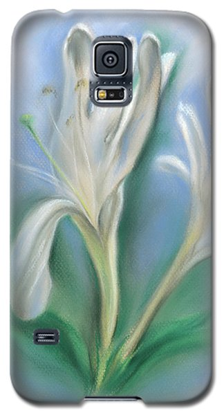 Japanese Honeysuckle Flowers Galaxy S5 Case