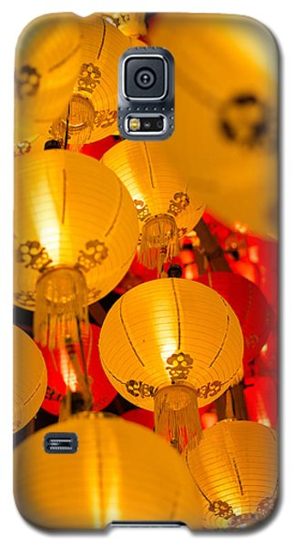 Japanese Lantern 3 Galaxy S5 Case