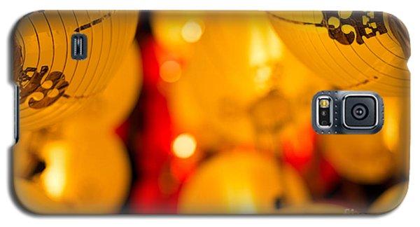Japanese Lanterns 8 Galaxy S5 Case