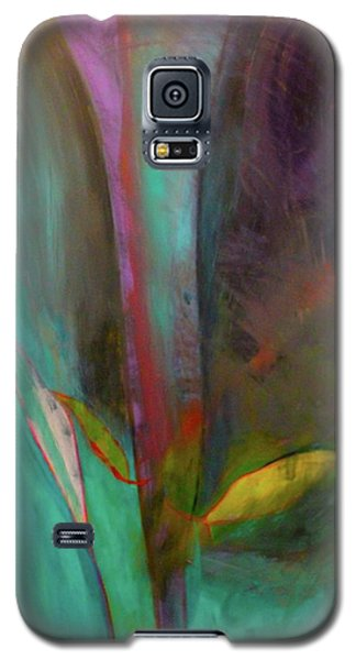 Japanese Longstem  Galaxy S5 Case by Iconic Images Art Gallery David Pucciarelli