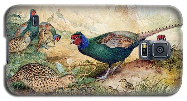 Japanese Pheasants Galaxy S5 Case