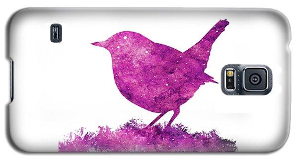Japanese Robin Bird Galaxy S5 Case