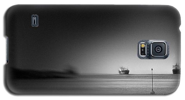 Japanese Sea #2292 Galaxy S5 Case