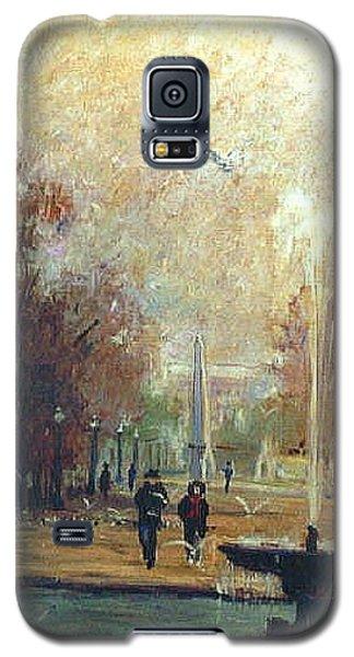 Jardin Des Tuileries Galaxy S5 Case