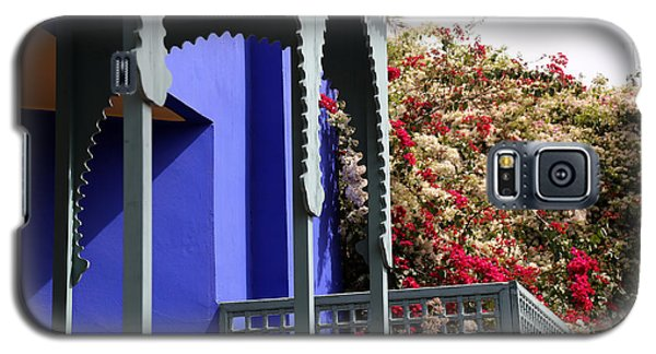 Galaxy S5 Case featuring the photograph Jardin Majorelle 3 by Andrew Fare