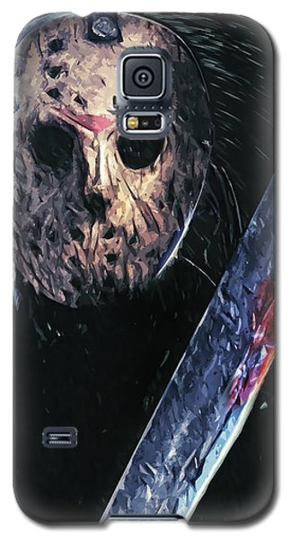 Jason Voorhees Galaxy S5 Case