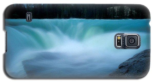 Jasper - Athabasca Falls 2 Galaxy S5 Case