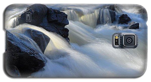 Jasper Falls Closeup Galaxy S5 Case