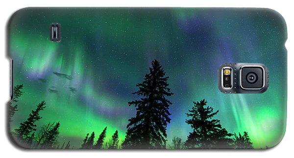 Jasper National Park Aurora Galaxy S5 Case