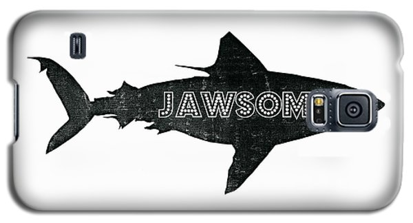 Jawsome Galaxy S5 Case