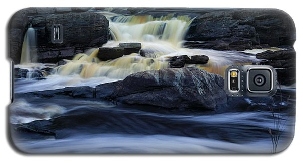 Galaxy S5 Case featuring the photograph Jay Cooke State Park by Heidi Hermes
