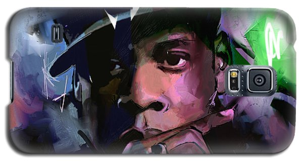 Jay Z Galaxy S5 Case by Richard Day