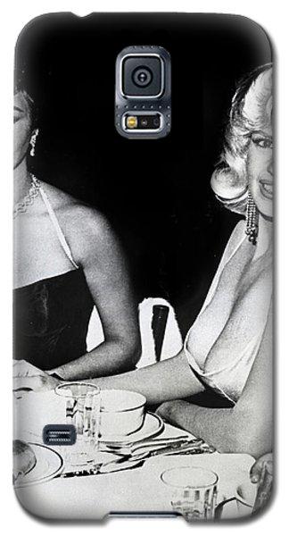 Jayne Mansfield Hollywood  Actress Sophia Loren 1957 Galaxy S5 Case