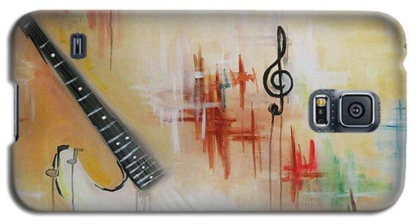 Jazz 001 Galaxy S5 Case