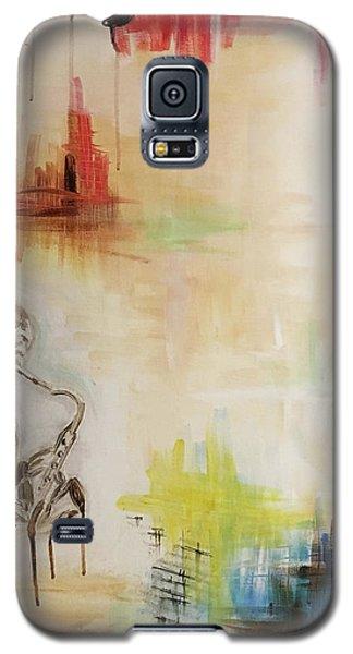 Jazz 002 Galaxy S5 Case
