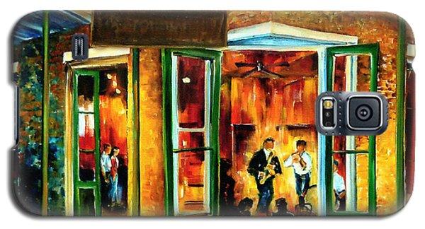 Jazz At The Maison Bourbon Galaxy S5 Case by Diane Millsap