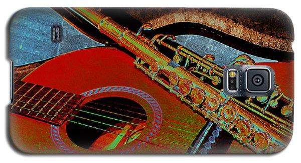 Jazz Band Galaxy S5 Case