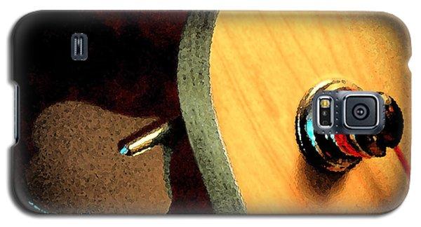 Jazz Bass Tuner Galaxy S5 Case